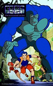 Kong: King Of Atlantis The Cartoon Pictures