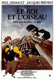 Le Roi Et L'oiseau (The King And The Mockingbird) Free Cartoon Picture