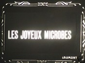 Les Joyeux Microbes (The Jolly Germs) Picture Into Cartoon