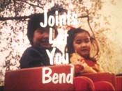 Joints Let You Bend Free Cartoon Picture