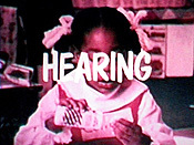 Hearing Cartoon Picture