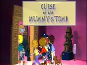 Curse Of The Mummy's Tomb Picture Into Cartoon