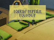 Rockin' Reptile Roundup Picture Into Cartoon