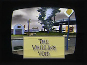 The Whirling Void Cartoon Picture
