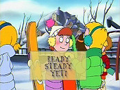 Ready Steady Yeti Cartoon Picture