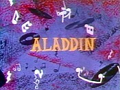 Aladdin Free Cartoon Picture