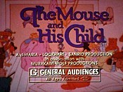 The Mouse and His Child Free Cartoon Pictures