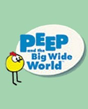 Peep's New Friend Free Cartoon Picture