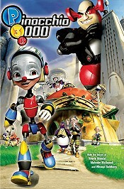 P3K: Pinocchio 3000 Picture Of Cartoon