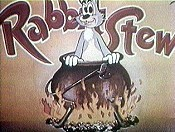 Rabbit Stew Pictures To Cartoon