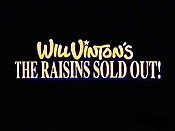 The Raisins Sold Out! Picture To Cartoon