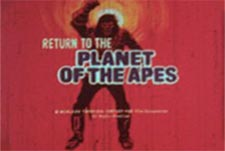 Return to the Planet of the Apes  Logo