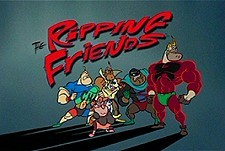 The Ripping Friends Episode Guide Logo