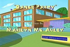 Dance Party Free Cartoon Pictures