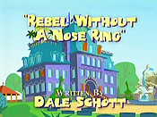 Rebel Without A Nose Ring Free Cartoon Pictures