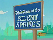 Welcome To Silent Springs Picture Of Cartoon