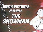 Der Schneemann (Snowman In July) Picture Into Cartoon