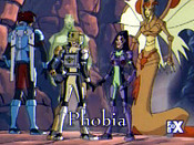 Phobia Pictures Of Cartoons