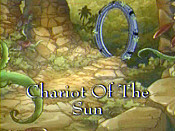Chariot Of The Sun Cartoon Picture