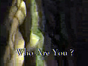 Who Are You? Picture Of Cartoon