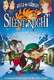 Buster And Chauncey's Silent Night Cartoon Picture