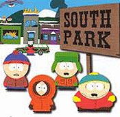 A South Park Christmas Cartoon Picture