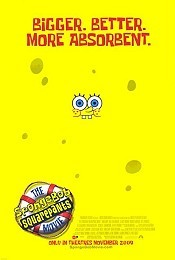 The SpongeBob SquarePants Movie Cartoon Picture