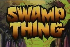 Swamp Thing Episode Guide Logo