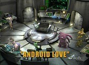 Android Love Cartoon Pictures