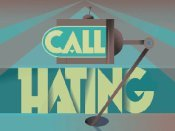 Call Hating Cartoon Picture