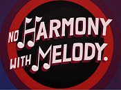 No Harmony With Melody The Cartoon Pictures