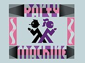 Party Machine Cartoon Picture