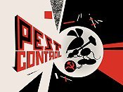 Pest Control Cartoon Picture