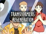 Regeneration Picture Into Cartoon