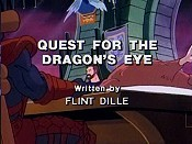 Quest For The Dragon's Eye Cartoon Picture