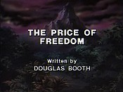The Price Of Freedom Free Cartoon Picture