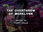 The Overthrow Of Merklynn Cartoon Picture