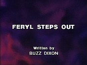 Feryl Steps Out