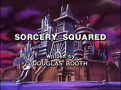 Sorcery Squared Cartoon Character Picture