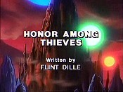 Honor Among Thieves Cartoon Character Picture