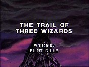 The Trail Of Three Wizards Free Cartoon Picture