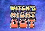 Witch's Night Out Cartoon Picture
