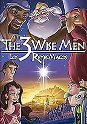 Los Reyes Magos (The Three Wise Men) Cartoon Character Picture