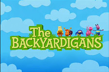 The Backyardigans Episode Guide Logo