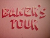 Baker's Tour Cartoon Character Picture