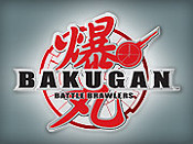 Bakugan Stall Cartoon Character Picture