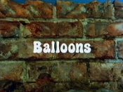 Balloons Cartoon Funny Pictures