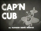 Cap'n Cub Cartoon Picture