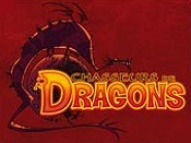 The Red Dragon Cartoon Picture