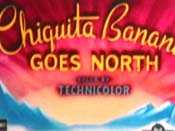 Chiquita Banana Goes North Cartoon Picture